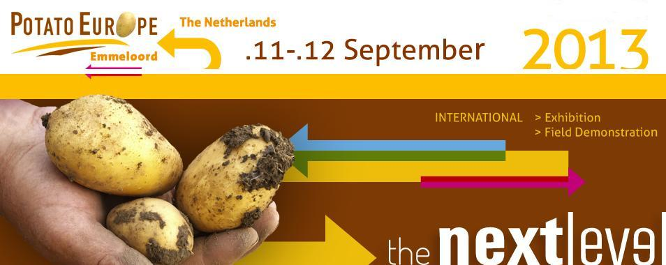 PotatoEurope 2013
